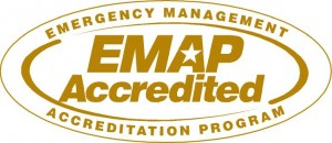 Emergency Management Accreditation Program - EMAP Accreditation logo